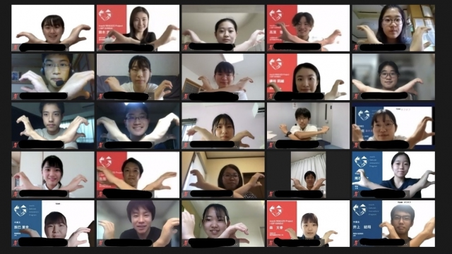 inochi Gakusei innovators' Program2021がKick offされました!
